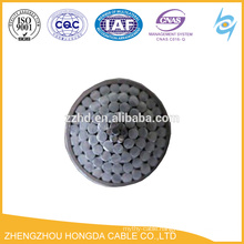 aluminium alloy acsr aac cable bare cable dog zebra conductors
