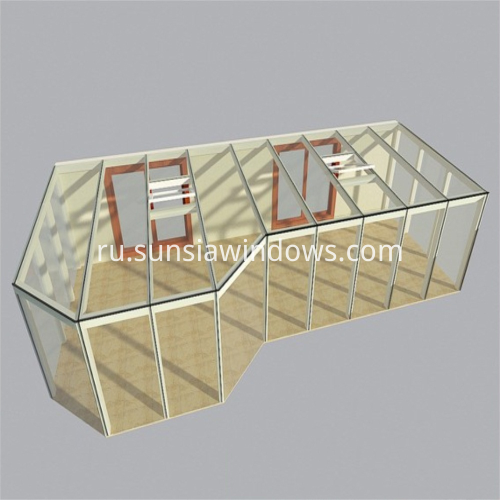 Lowes Glass Sunroom