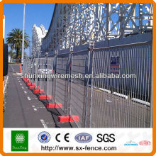 42 microns Hot dip Temporary Fencing ( professional factory & exporter )