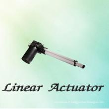 Actionneur linéaire basse tension pour lit électrique
