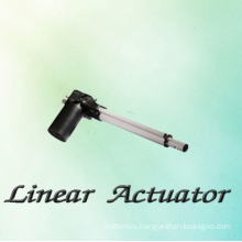 Low Noise Actuator for Massage Chair