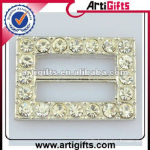 wholesale metal rhinestone buckle