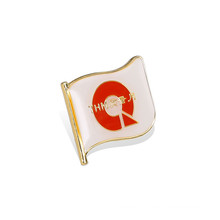 Organizational Lapel Pin, Offset Printed Badge (GZHY-YS-034)
