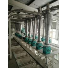 200-300ton / Dwheat flour mill machine