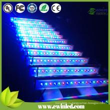 Управление dmx512 rgbw свет шайбы стены СИД IP65 с 4в1