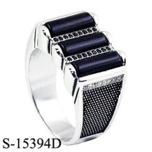 Unique Design Fashion Jewelry 925 Sterling Silver Ring for Man