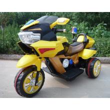 Motocicleta eléctrica para niños 3-10 años con control remoto