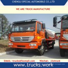 Camion de réservoir sino 6 X 4 asphalte Transport camion 20cbm bitume
