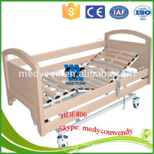 three functions Electric nursing bed hospital furniture
