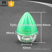 Großhandelslufterfrischerglas-leere Auto-Parfümflasche