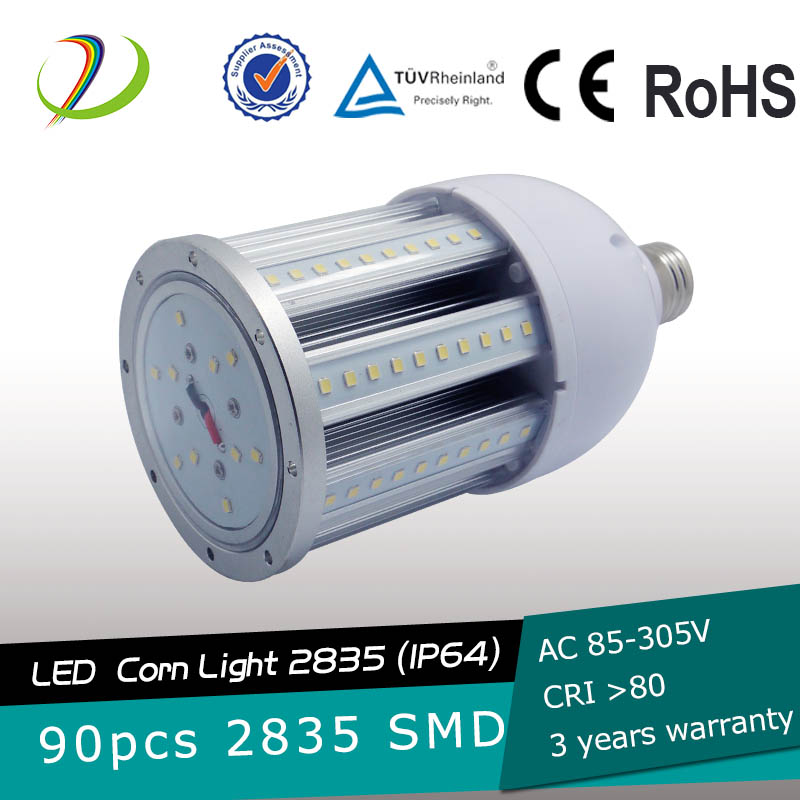 Bulbo de maíz led de 27w-60w regulable