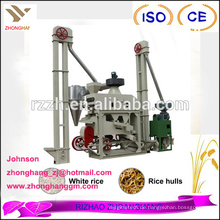 Vollautomatischer Mini-Reis-Mühlenpflanzenpreis