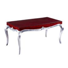 Table de salle à manger de haute qualité de meubles d'hôtel