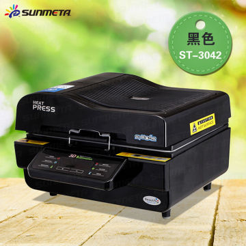 Sunmeta 3D Vacuum Sublimation Heat Press Machine
