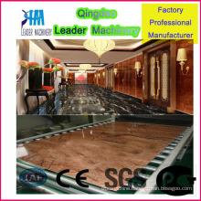 Plastic PVC Artificial Marble Board Machine
