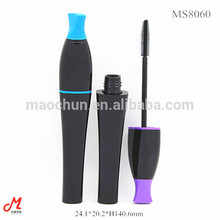 MS8060 Plastic empty mascara tube with brush
