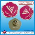 UAE-Flagge Metall geprägte Abzeichen Pins mit Gold für Custom Design