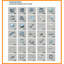 Gasoline Generator Spare Parts Silencer for Generator