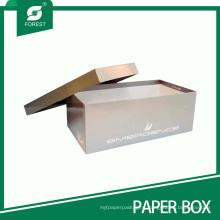 Matt Lamination Custom Cardboard Shoe Box