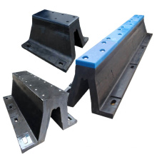 High quality marine arch type V type rubber fender