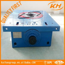 Rotary table for drilling rig