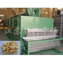 Secador de correia de malha de frutas e vegetais para fatia de maçã