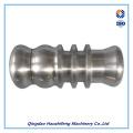 Kundenspezifische Präzision CNC, die für Aluminiumteil maschinell bearbeitet