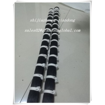 Natural Black 88cm Horse hairs