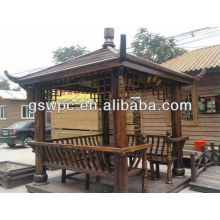 Stable price high quality WPC pavilion Flooring