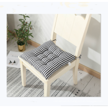 2021new stripe printing 40*40cm comfortable seat cushion for office chair