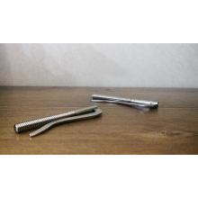 Fábrica profesional de alta calidad de metal bolsa accesorios dinero Clip