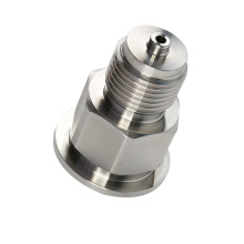Kundenspezifische Aluminium-CNC-Bearbeitung Drehteile