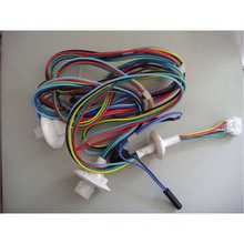 Brown and blue speaker cable Cu conductor
