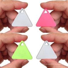 Mini triângulo inteligente Anti-lost Tracker para criança e animal de estimação