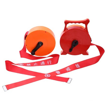 Custom Printed Text Police Danger tape retractable safety warning tape