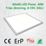 SAA CE RoHS TUV approved led 600x600 ceiling panel light