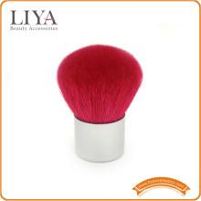heißen professionelle Make-up Pinsel mit roten Haaren weiß Aluminium Endhülse