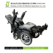 Affordable Comfortable Mobility Power Standing Wheelchair with Controller