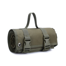 Outdoor Tactical Anti-Slid Shooting Mat Roll-Up Bag Military Non-Slip Gun Hunting Pad Moisture-Proof Camping Mat Accessory Bag
