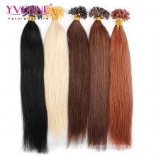 Extension de cheveux humains Yvonne Prebond U Tip