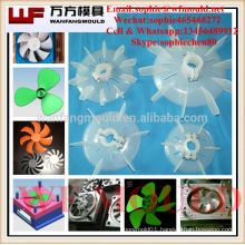 Zhejiang taizhou injection mould for Fan blades/injection mold for Fan blades