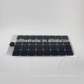 Panel solar flexible para barcos