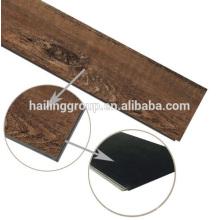 Suelo de vinilo con sistema de clic fabricado en China con alta calidad