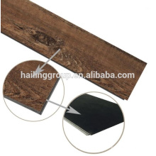 Personalizado de alta Qualidade 5mm Comercial Clique luxo LVT PVC Vinyl Flooring tile
