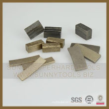 Diamond Cutting Tool Segment for Stones