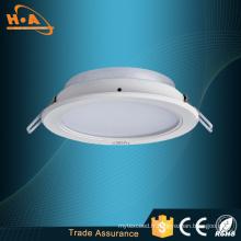 Downlight de lampe économiseuse d'énergie en gros de plafond de LED avec ce RoHS