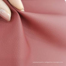 PVC Leather With French Terry Fabric