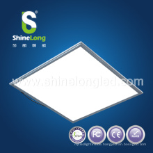 100lm/W Slim led panel lighting (white frame/ Silver fram/Black frame)