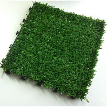 Interlocking Plastic Base DIY künstliche Gras Fliesen gefälschte Gras