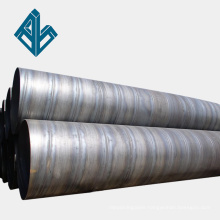 Trade assurance large diameter spiral welded steel pipe from China supplier